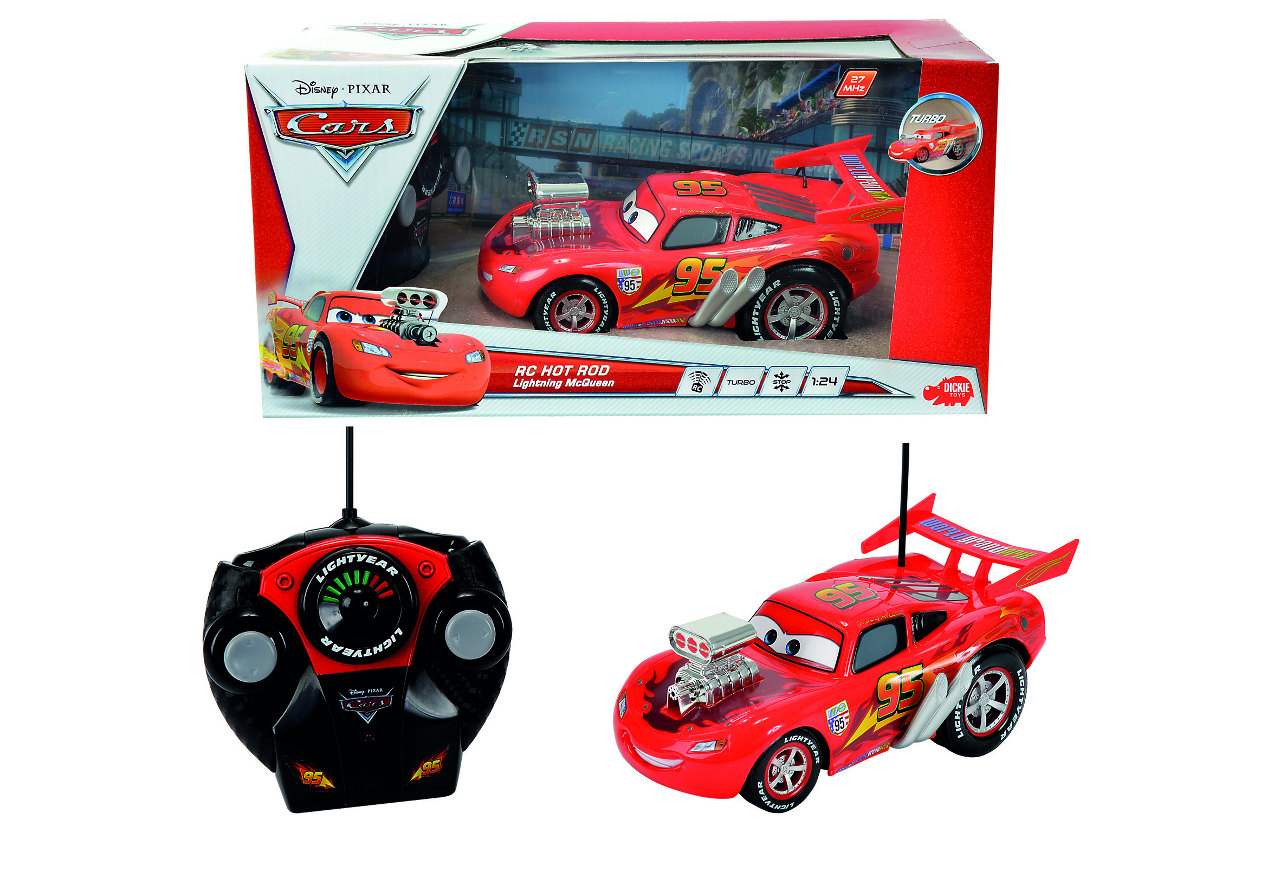 RC Cars Hot Rod Ble ...