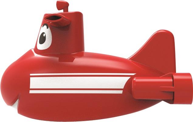 Ponorka červená