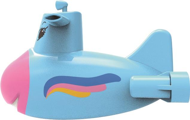 Ponorka duhová