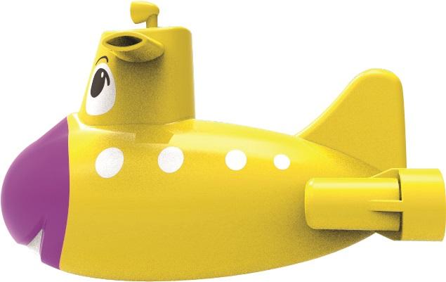 Ponorka žlutá